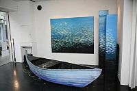 Schwarzbach Galerie, Teresa Wojciechowska - Foto: Till Brühne