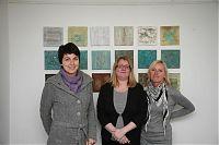 Anja Langbein, Christiane Baczkiewicz, Beatrix Langhof - Foto: Till Brühne
