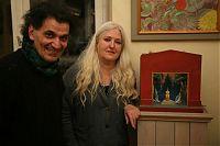 Wasyl Bagdaschwili & Brigitte Paul-Bagdaschwili - Foto: Till Brühne