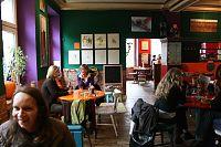 Stil-Bruch Kunst-Café - Foto: Heidi Monsma