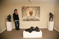 029 Sculpture Gallery - Christine Rinke