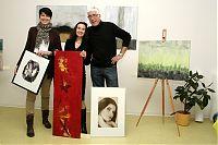 044 Anja Langbein, Beate & Joachim Bednarz