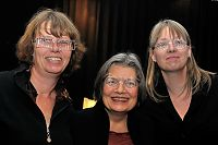 143-145 Katharina Kleinfeld, Ariane Forkel, Sylvia Kopka