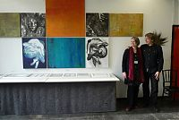 Brigitte Kaiser & Udo Ahlswede, Foto: Brigitte Kaiser - WOGA 2013
