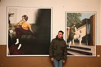 Dominik Hebestreit, Birne - Foto: Till Brühne