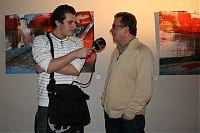 Radio Wuppertal & Georg Rose - Foto: Heidi Monsma