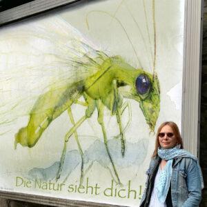 Anja Thams, Florfliege